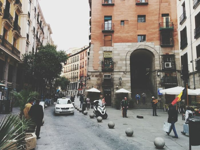 My beloved Madrid Plaza Mayor Madrid Spain SPAIN
