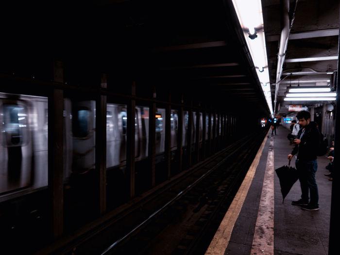 Metro New York New York City