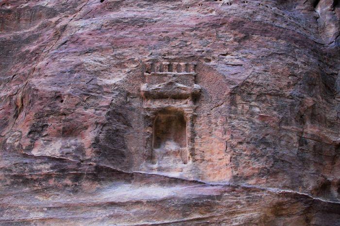 Day Cliff Travel Destinations Nature Outdoors Ancient Civilization Rock Face Architecture