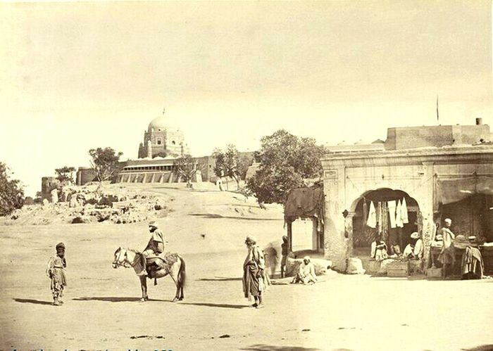 Multan Old Picture Golden Moment People 1949 More...