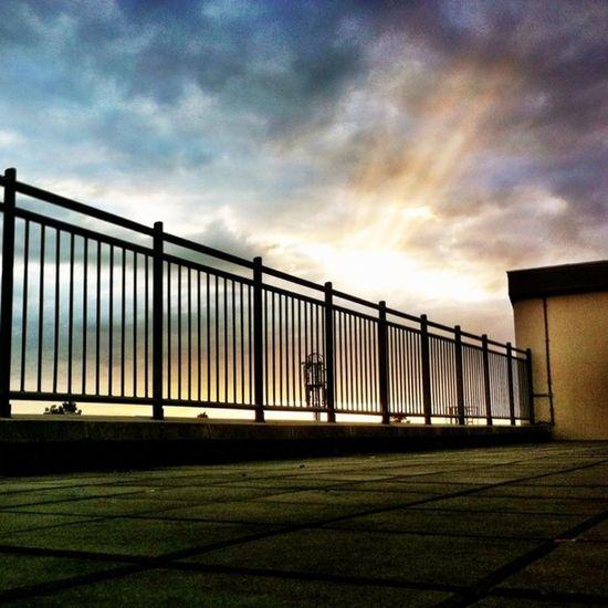 #sunset #line #square #terrace Sunset Square LINE Terrace Alaniskofav