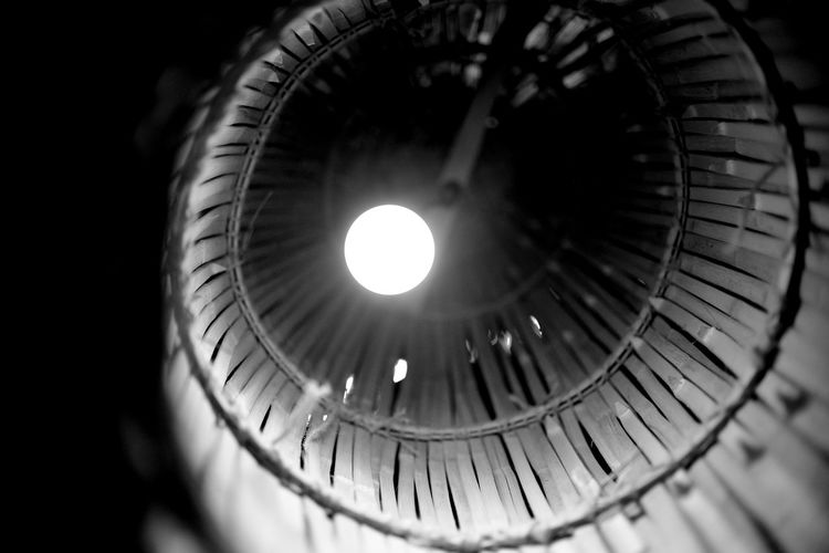 EyeEm Best Shots Eye4photography  Getting Inspired Close-up Indoors  No People Pattern Selective Focus Illuminated Lighting Equipment Technology Electricity  Low Angle View Full Frame Light - Natural Phenomenon Backgrounds Design Electric Lamp Directly Below Engine Straw