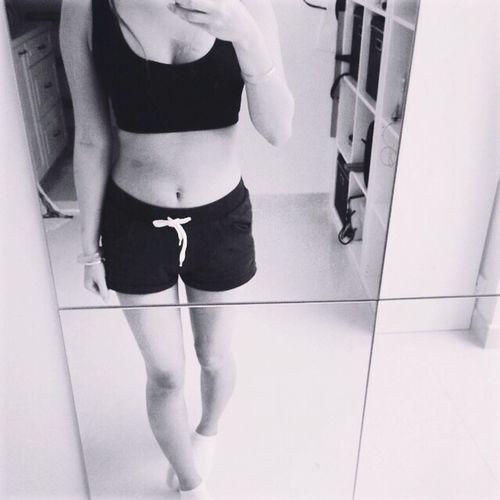 Sporty Girl Snapshot Snapchat