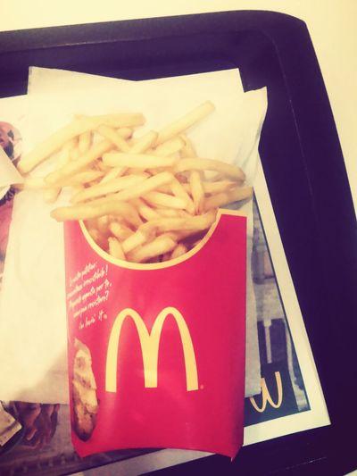 Hi! Cips Red McDonald