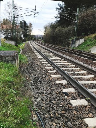 Eisenbahnschienen DB Kleise