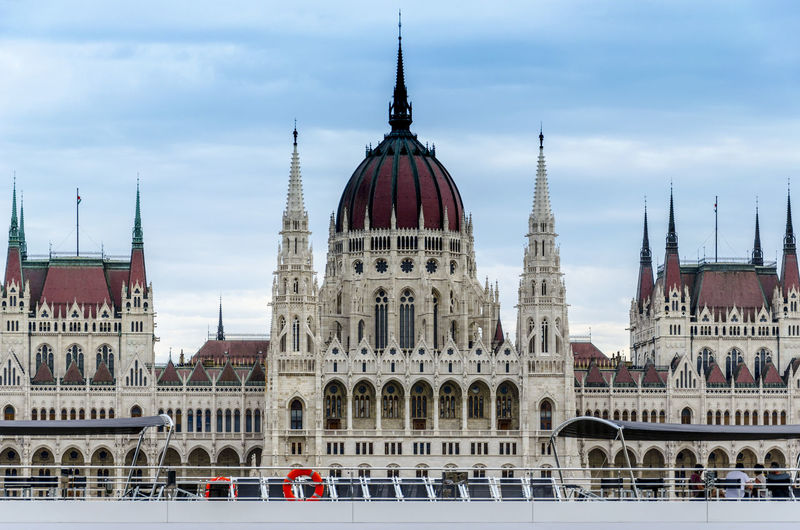 Architecture Built Structure Building Exterior Travel Destinations Tourism Water City Travel Government Sky Nature Cloud - Sky Day History Incidental People The Past Waterfront Outdoors Spire