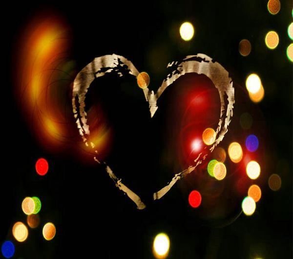 Colour Of Life colour your heart Artwork Creation