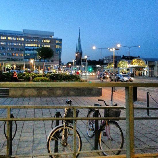 Stockholm by Night Sweden Summernight centralstation instamood