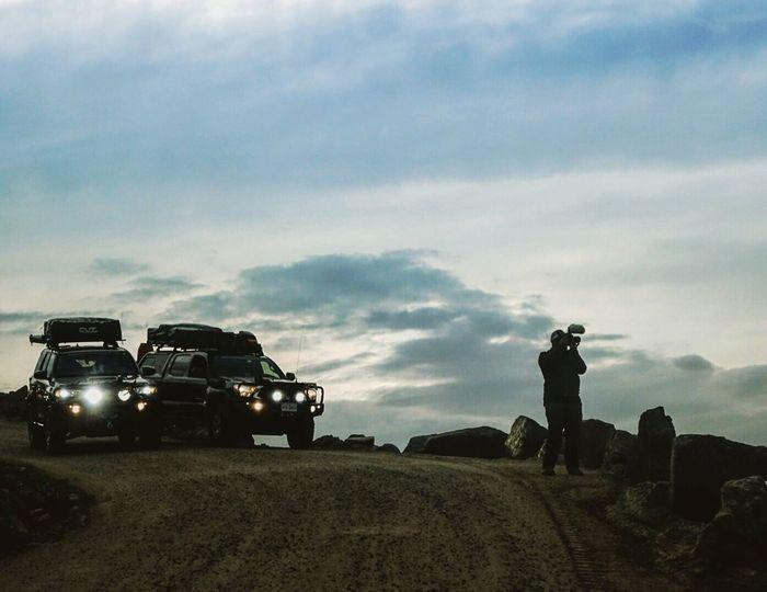 Overland Overland Travel Film Crew