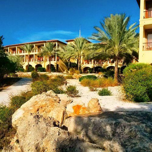 Beautiful Curacao Santa Barbara Beach Resort View