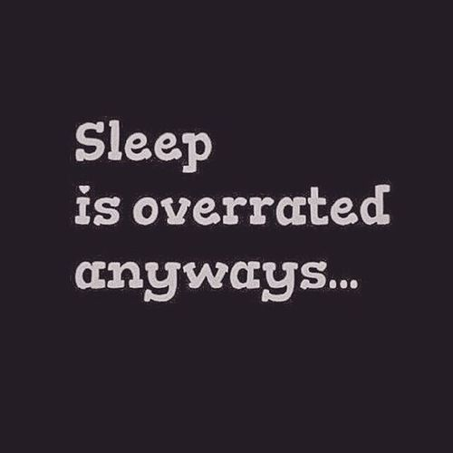 Insomnia 4amknowsallmysecrets IllSleepWhenImDead Sleeplessinadelaide stilldark