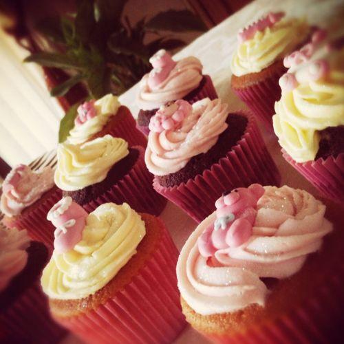 Baby Shower Cupcakes<3 Baby Shower Cupcakes Babygirl Baby Shower!