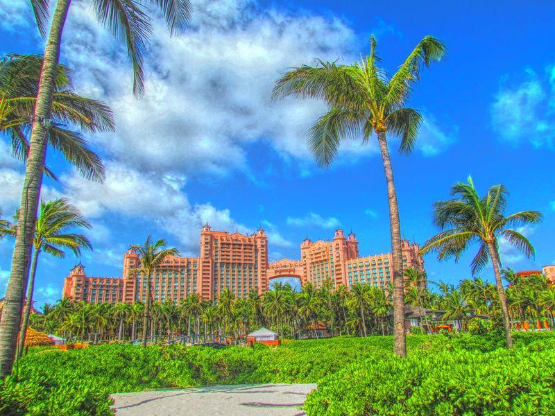 Atlantis, Bahamas.  Amazing View