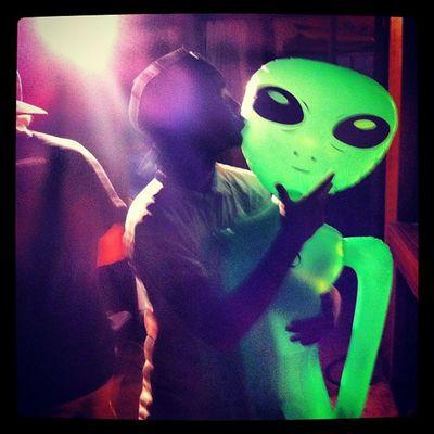 Tyleyronron Tylerturns18 Alien Party 18 someonefoundafriend @tylerquiring