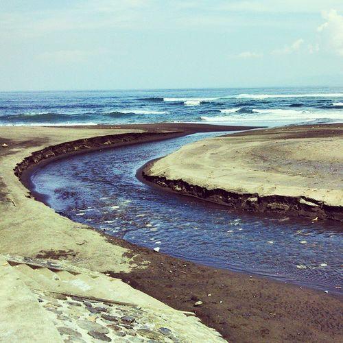 Pantai Saba Beach Denpasar Gianyar Bali Indonesia