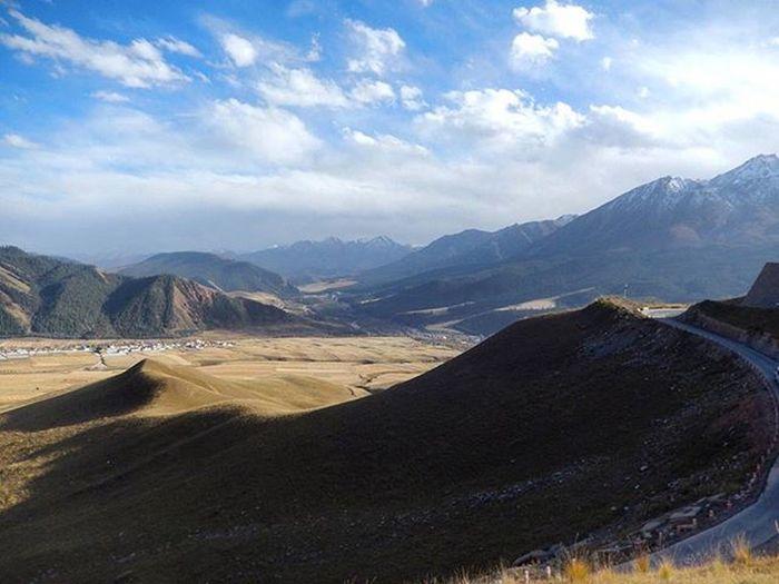 卓尔山 Chinamountain China Chinaview Qilian Qinghai Xiongnu