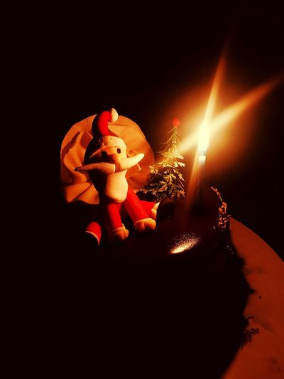 2019 Happy New Year Noel2019 NewYear Representation Toy Illuminated Indoors  Childhood Human Representation Nature Art And Craft Orange Color Burning Domestic Room Fire Table Glowing Celebration Creativity Dark Male Likeness Night Lighting Equipment It's About The Journey