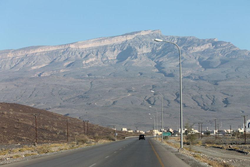 Al Hamra Town. Jabal Shams Oman Mountain Oman_photography