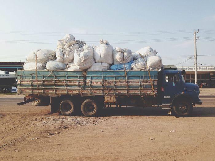 Truck Overload