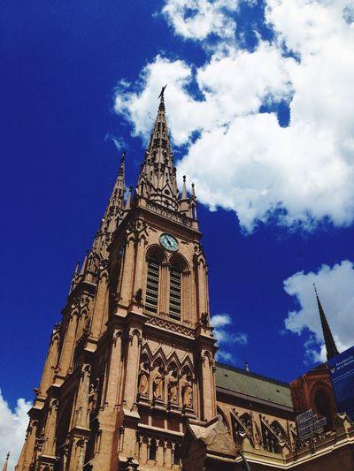 Catedral de Luján First Eyeem Photo