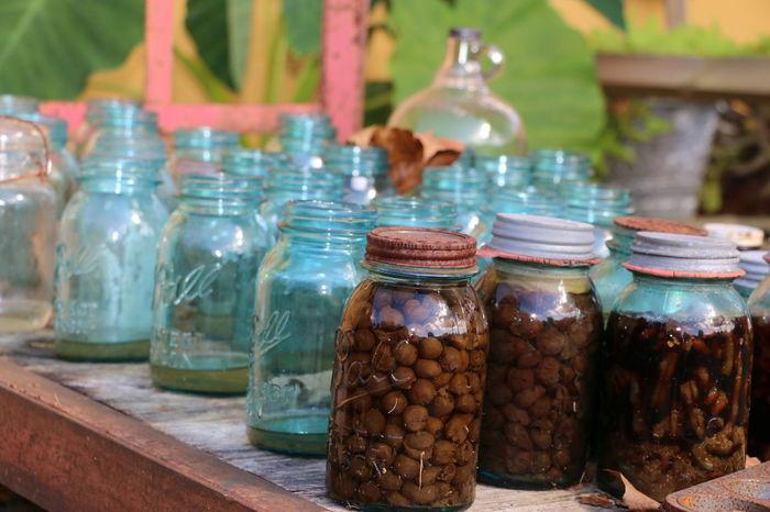 Canning Jars Country Living Country Life Quality Variation Jar Choice Retail  Close-up Mason Jar
