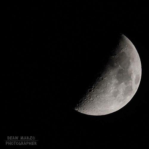 Halfmoon Moon