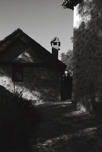 Architecture of Old House in Kalopanayiotis / Kalopanagiotis Mountain Village on Cyprus • Unesco • UNESCO World Heritage Site • Architecture_collection Architecture_bw • Architectural Detail in Blackandwhite • Bnw and B&w • NEM Black&white • EE_Daily: Black And White • Eye4black&white  • EyeEm Best Shots - Black + White • Bnw_friday_eyeemchallenge Bnw_life • Streetphoto_bw • Black And White • NEM Architecture in Black & White