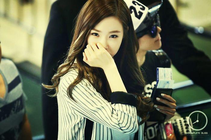 Tiffany Snsd Tiffany Hwang SNSD Girls' Generation (SNSD) First Eyeem Photo