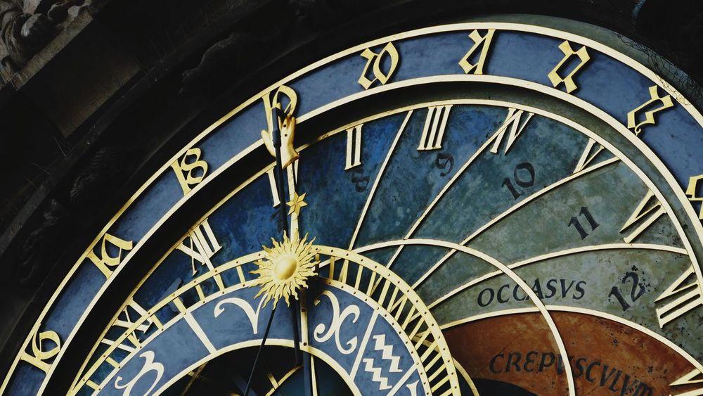 ' Prague Astronomical Clock ' Prague Old Town Square Astronomical Clock History -- B