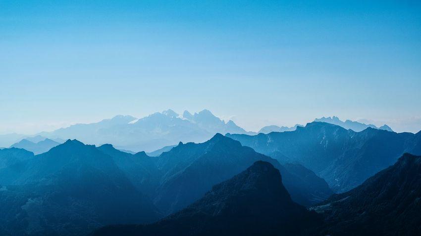 Mountains Beauty In Nature Majestic Mountain Mountains And Sky Mountain_collection Mountainscape Austria Samsung Nx1 Schafbergspitze Schafberg Österreich