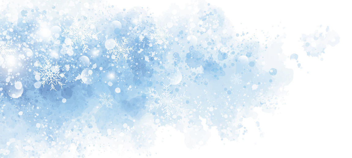Close-up of frozen water against white background