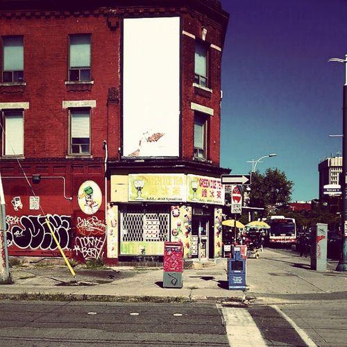 Streetcorner Canada Chinatown Chinatown Toronto Classic Color Kanada On Street Street Photography Streetphotography Toronto Toronto Chinatown Adventures. Vintage