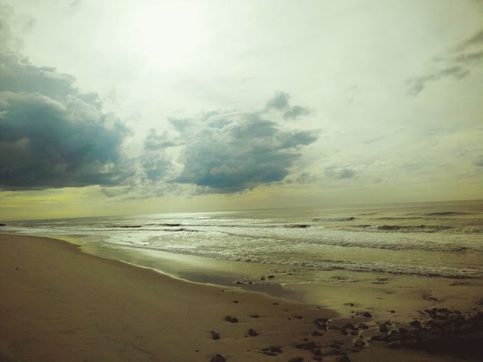 Beach Cloud - Sky First Eyeem Photo