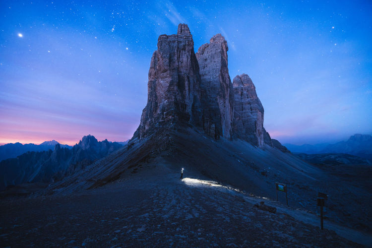 Check out my prints at http://simonmigaj.com/shop/ and visit my IG http://www.instagram.com/simonmigaj for more inspirational photography from around the world. Nature Nature_collection Tre Cime Tre Cime Di Lavaredo Alps Night Astrophotography Astro Dawn Drei Zinnen Astronomy Illuminated Snow Blue Sunset Rock - Object Rock Formation Sky Landscape Galaxy Space And Astronomy Constellation Natural Landmark