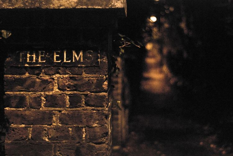Night Text Outdoors No People The Elms Richmond