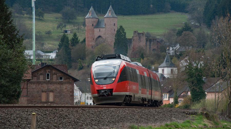 Deutsche Bahn Eifel Germany Eisenbahn Railway Talent