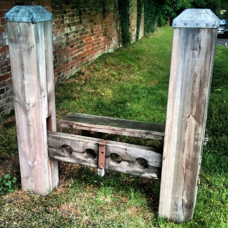 'Medieval Stocks' Medieval Stocks Wiltshire England Photography instagram