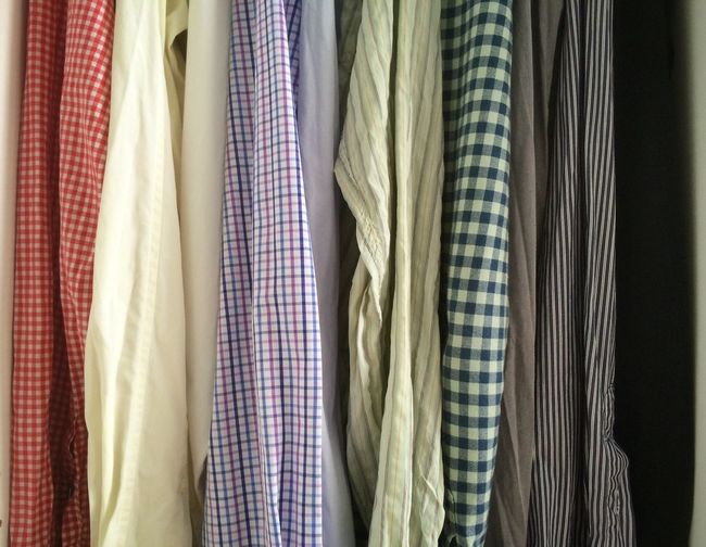 Shirts Wardrobe Supernormal Morning Rituals