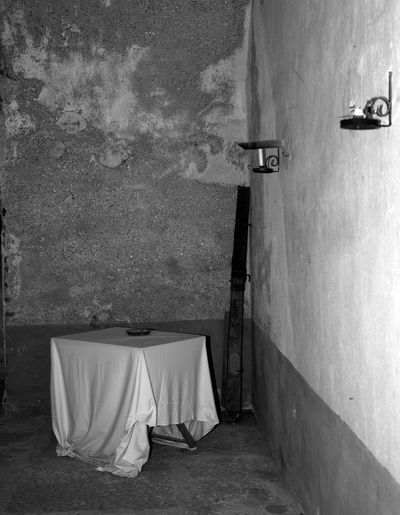 View of corridor in bathroom
