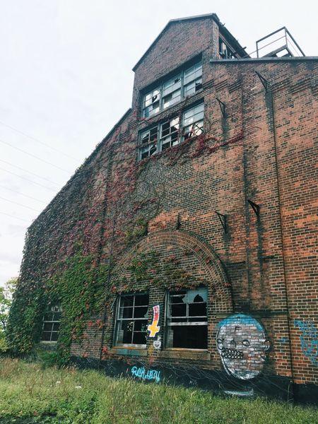 Abandoned Buildings Cleveland