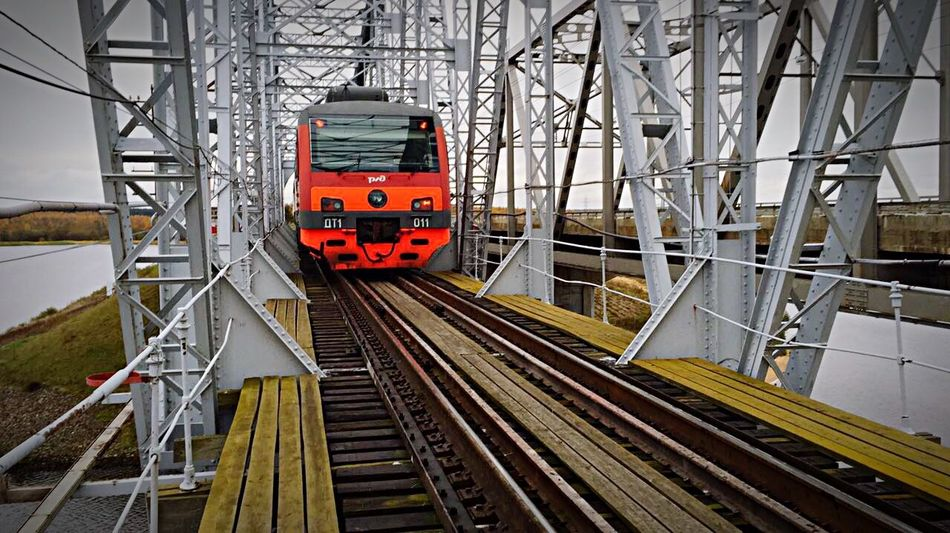 Industry Railroad Track Transportation Outdoors Technology No People Day Railway Rzd EyeEmNewHere