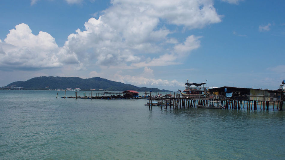 Tranquility view of blue ocean and blue sky on Pangkor Island, Malaysia Holiday Jet Boat Nature Ocean View Pangkor Island Beach Beauty In Nature Blue Blue Sky Blue Sky And Clouds Cloud - Sky Day Nature Nature_collection No People Ocean Outdoors Sand Scenics Sea Sea And Sky Sky Tranquility Water Waterfront