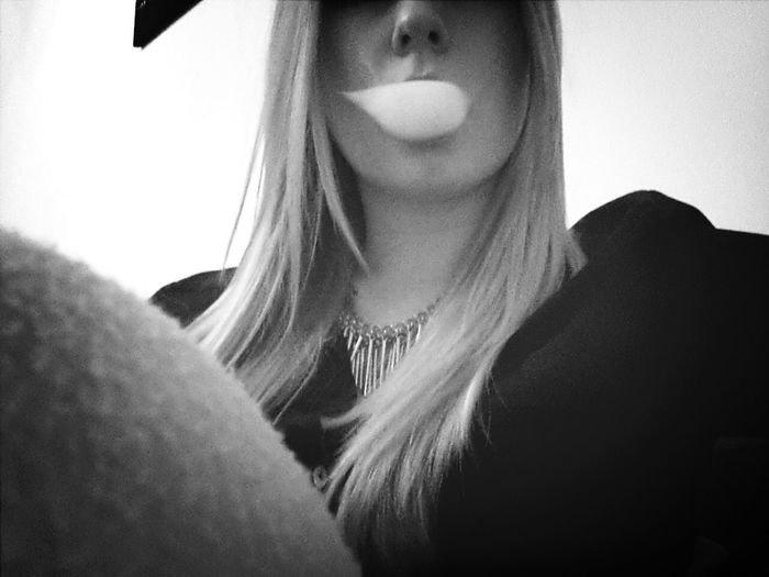 Selfportrait Smoke Out DOPE 420