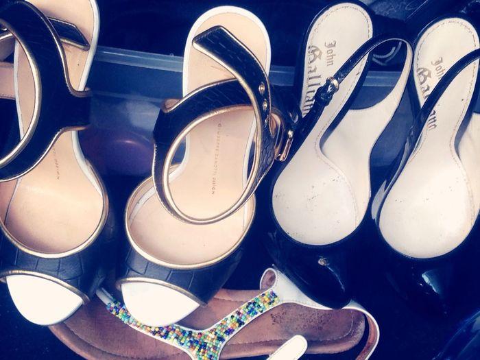 Девочки, они такие девочки... Первая мысль, когда забирает машину mosparking: верните туфли!!!)))))