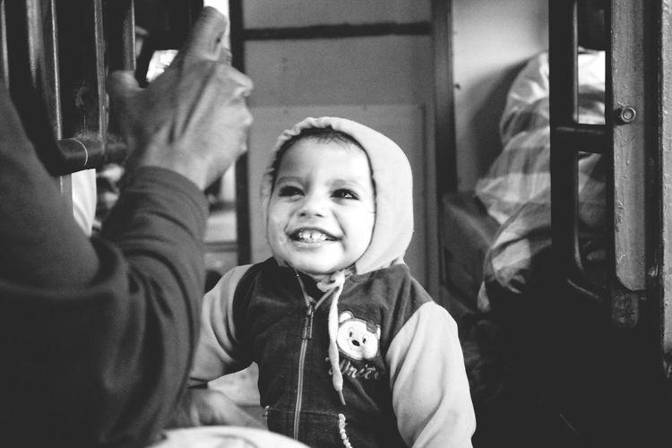 Child Subway