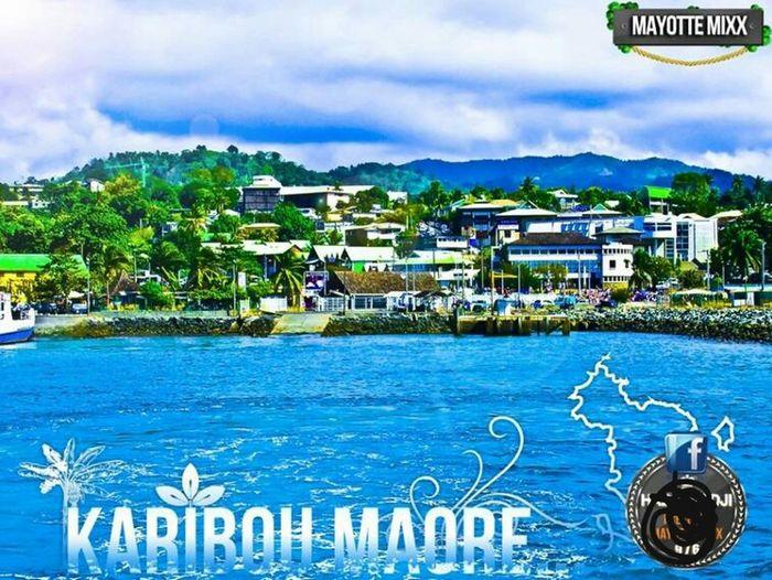Je vous présente ma ville Mamoudzou
