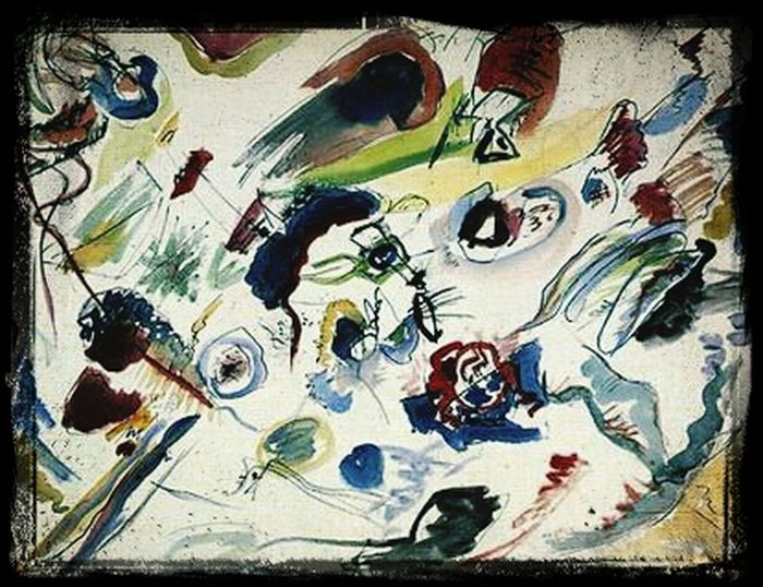 Virtual Web Museum Of Contemporary Art Abstract Historical Avantgarde Art Work Avanguardie Storiche Wassily Kandinsky Arte Astratta Astrattismo Abstract Art Abstractart
