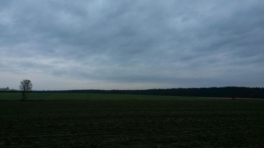 Getting Inspired Sky And Clouds Clouds Niedersachsen Woderful