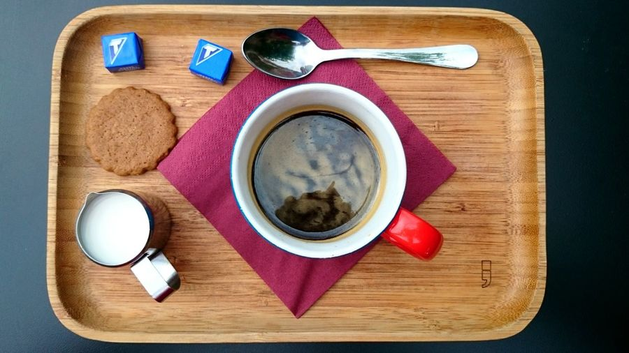 Coffee Composition Kaminsky Leuven Espresso Double Espresso Napkin Sugarcubes Tray Still Life My Coffee Moment Colour Of Life Beautifully Organized