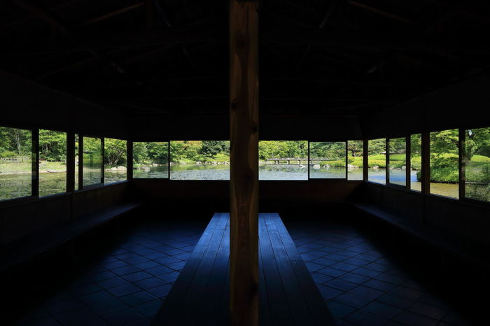 Window View Japanese Garden Indoors  Light And Shadow Taking Photos EyeEm Best Shots From My Point Of View